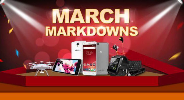 gearbest march markdowns