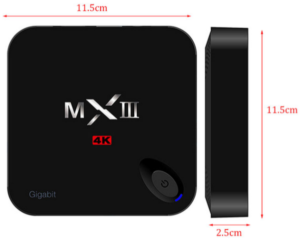 Image is loading MXIII-G-MX3-S912-Octa-Core-4K-WIFI-