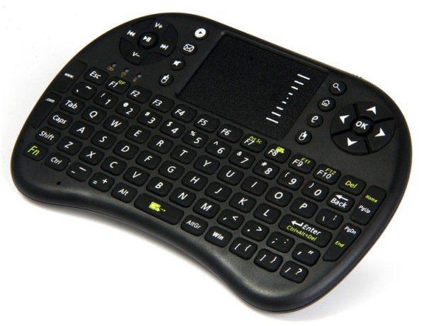 Ukb 500 Rf Is A 2 4ghz Mini Wireless Qwerty Keyboard