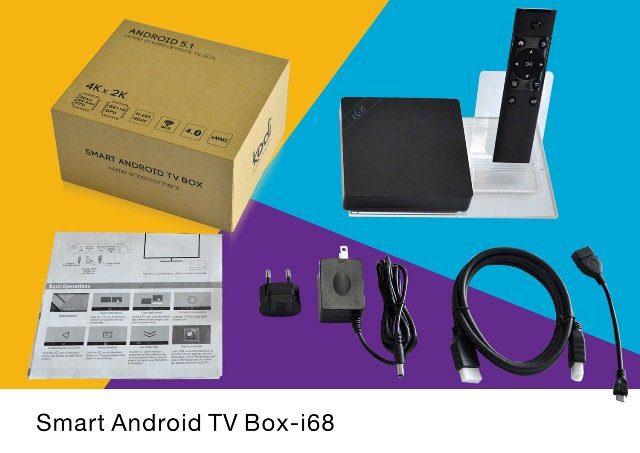 i68 tv box