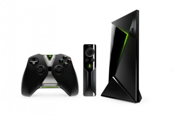 nvidia shield console in europe