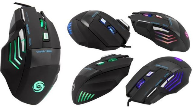 jwfy usb gaming mouse