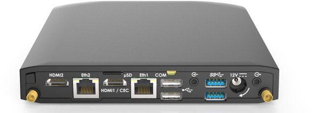 Fitlet H Barebone Mini Pc Powered By Amd A10 Micro 6700t
