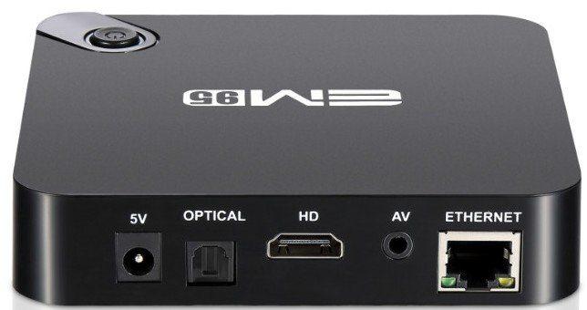 EM95 TV Box