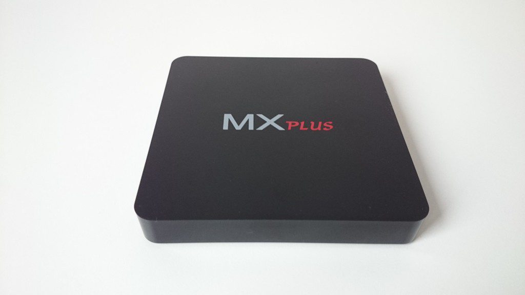 Mx android box not booting