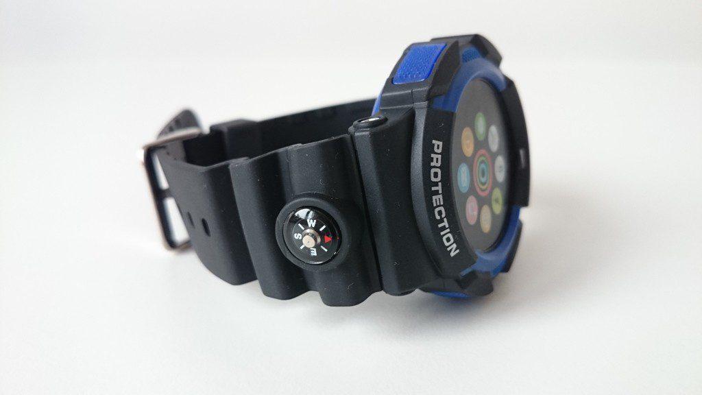 A10 smartwatch compass