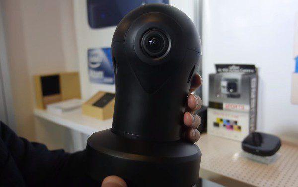 4k 360degree camera