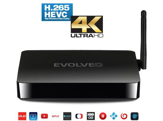 EVOLVEO Q5 Android TV Box