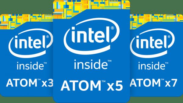 atom x5 processors