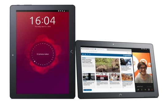 BQ Aquaris M10 Ubuntu
