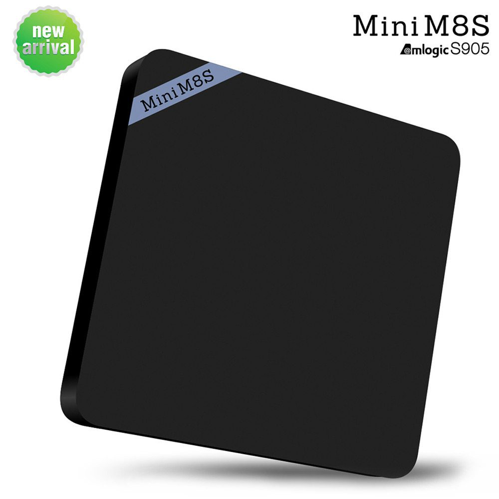 Mini M8s Is A New Tv Box With Android 5 1 Powered By