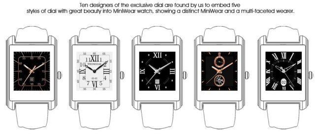 Zeblaze MiniWear Smart Watch