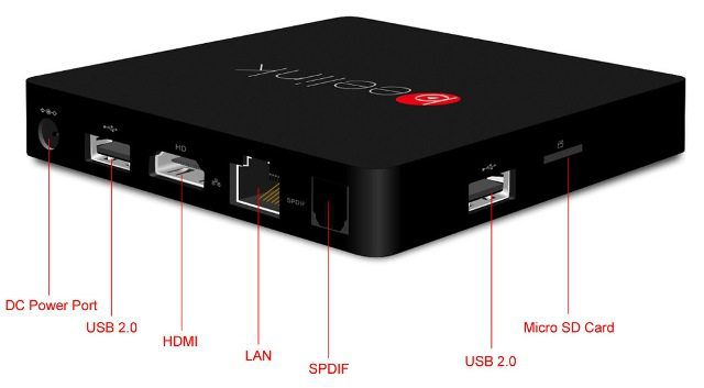 mini mxIII tv box