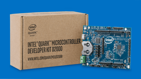 intel quark d2000 development kit