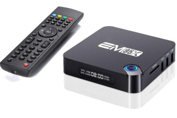 Eny EM95X TV Box