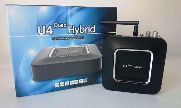 U4 Quad Hybrid
