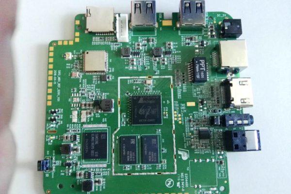 Eny Amlogic S912 PCBA