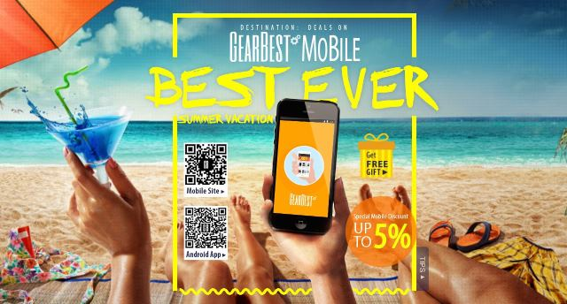 gearbest summer deals