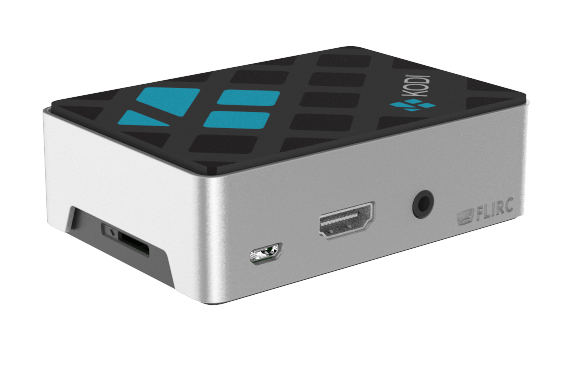 Kodi Edition Raspberry Pi Case