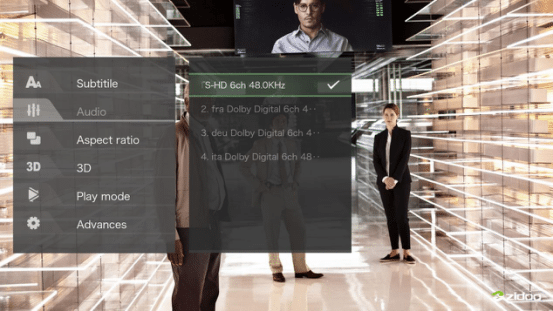 how to put subtitles on android box