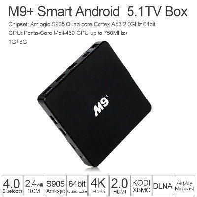 M9+ TV Box