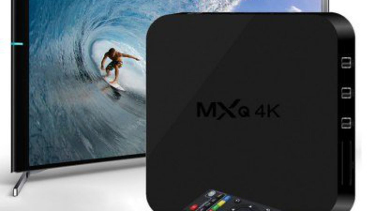 The new firmware for MXQ 4K TV Box RK3229 SoC (20170522) Release