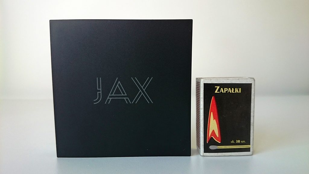 JAX TV Box