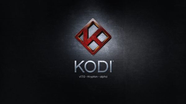 kodi 17.0 Krypton alpha 2