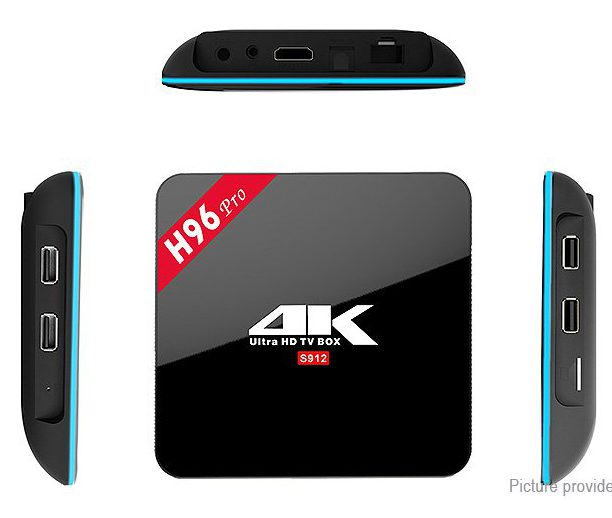 H96 Pro Is Another Tv Box With 3gb Ram Powered By Amlogic