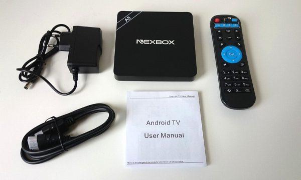 NEXBOX A5 Review