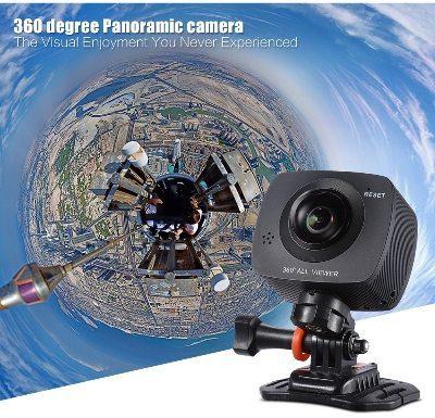 Andoer 360 camera