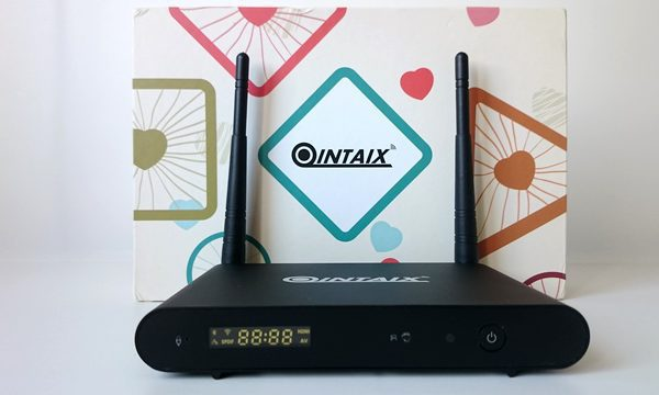 Qintaix Q912 unboxing