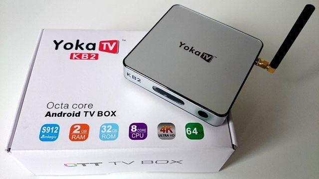 Yoka KB2 unboxing