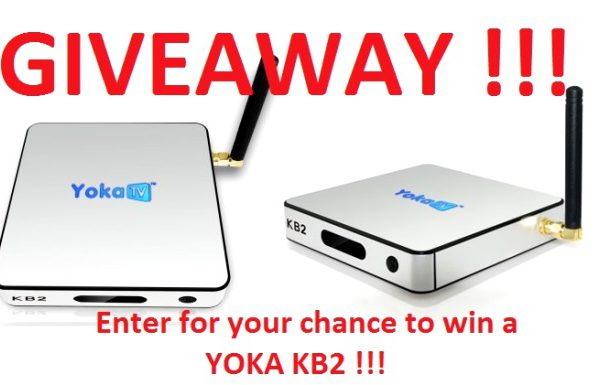 Yoka KB2 giveaway