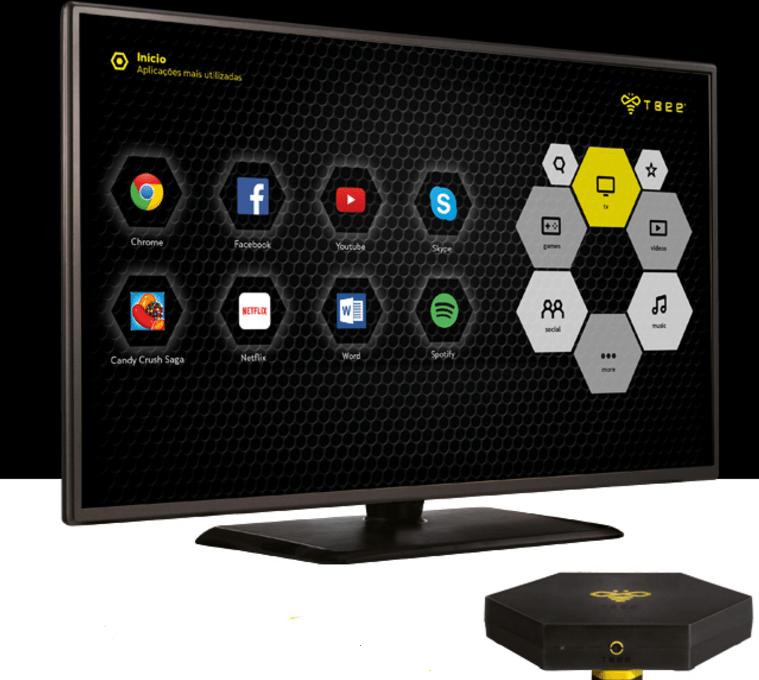 TBEE TV Box