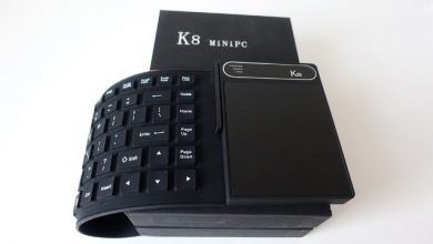 K8 Mini PC review