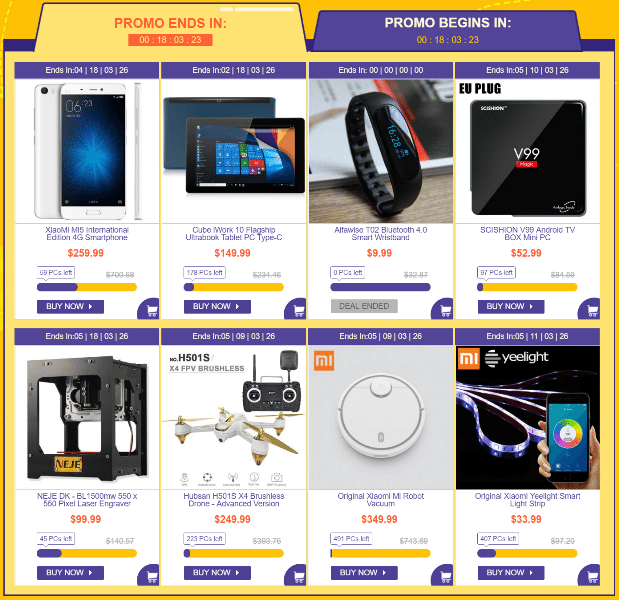 Future coupons gearbest
