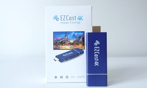 EZCast 4K Wifi Display Dongle