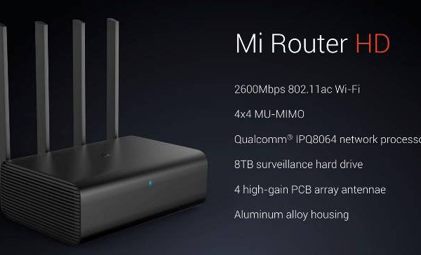 M router HD