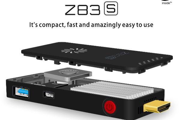 Z83S mini pc