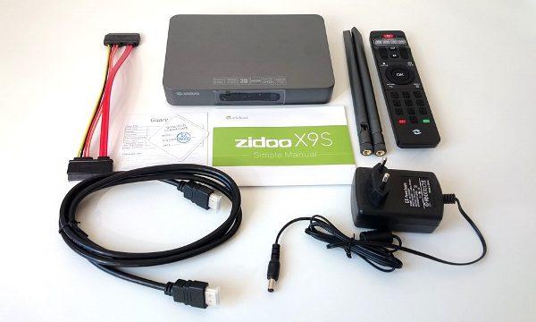 ZIDOO X9S review