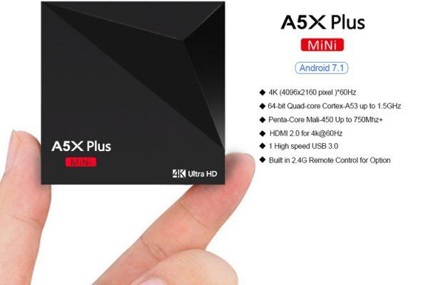 A5X Plus mini