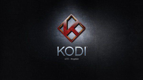 Kodi v17.1 Krypton