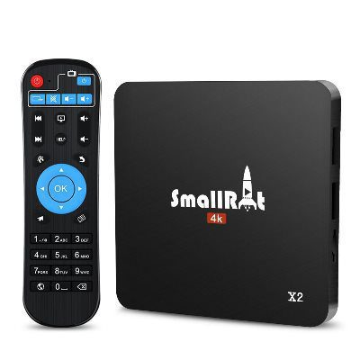 SMALLRT X2 TV Box
