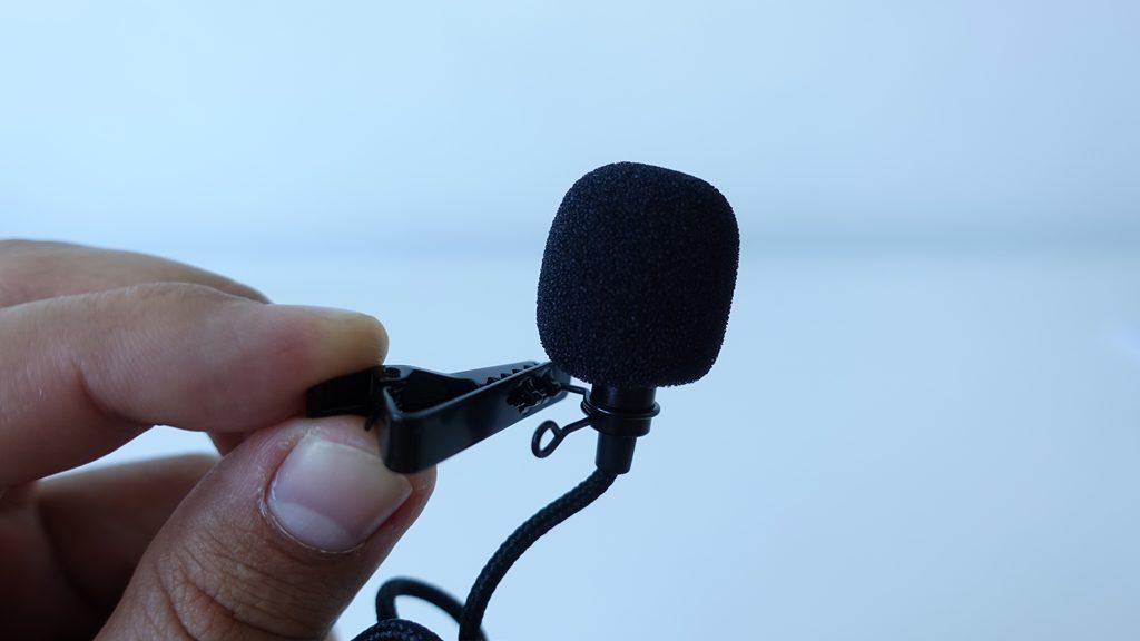 sjcam external microphone