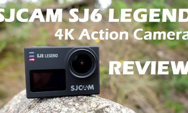 SJCAM SJ6 Legend Review