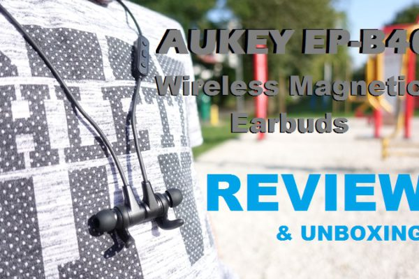 AUKEY EP-B40 Review