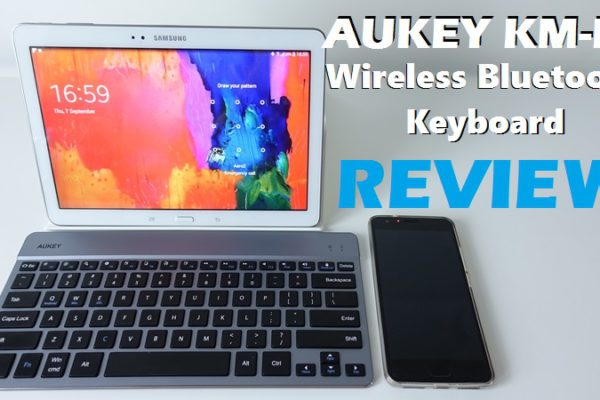 AUKEY KM-B9 Review