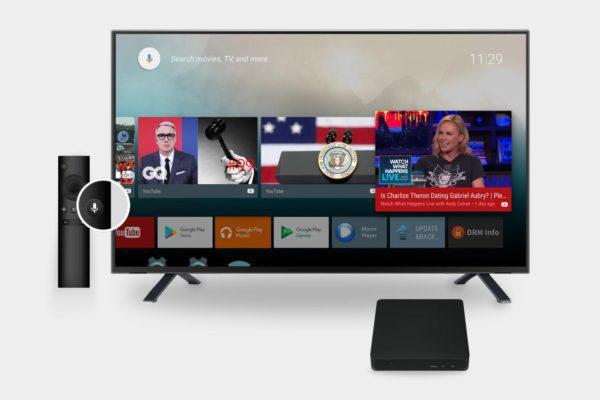 SDMC DV8219 Android TV