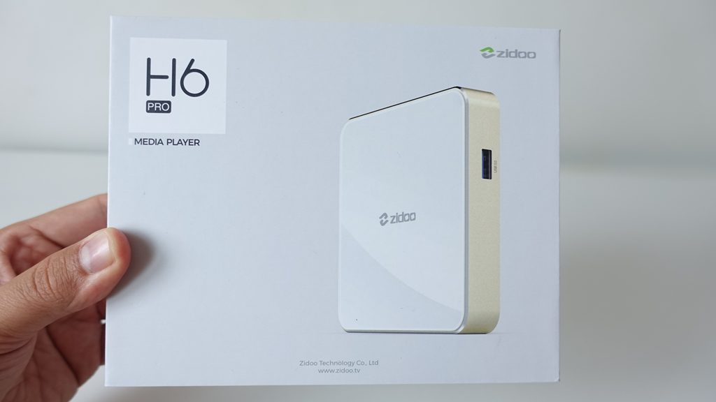 ZIDOO H6 PRO Review: Android TV Box with Netflix HD powered by